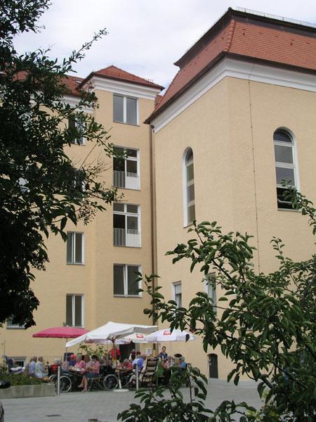 Caritas Altenheim Regensburg